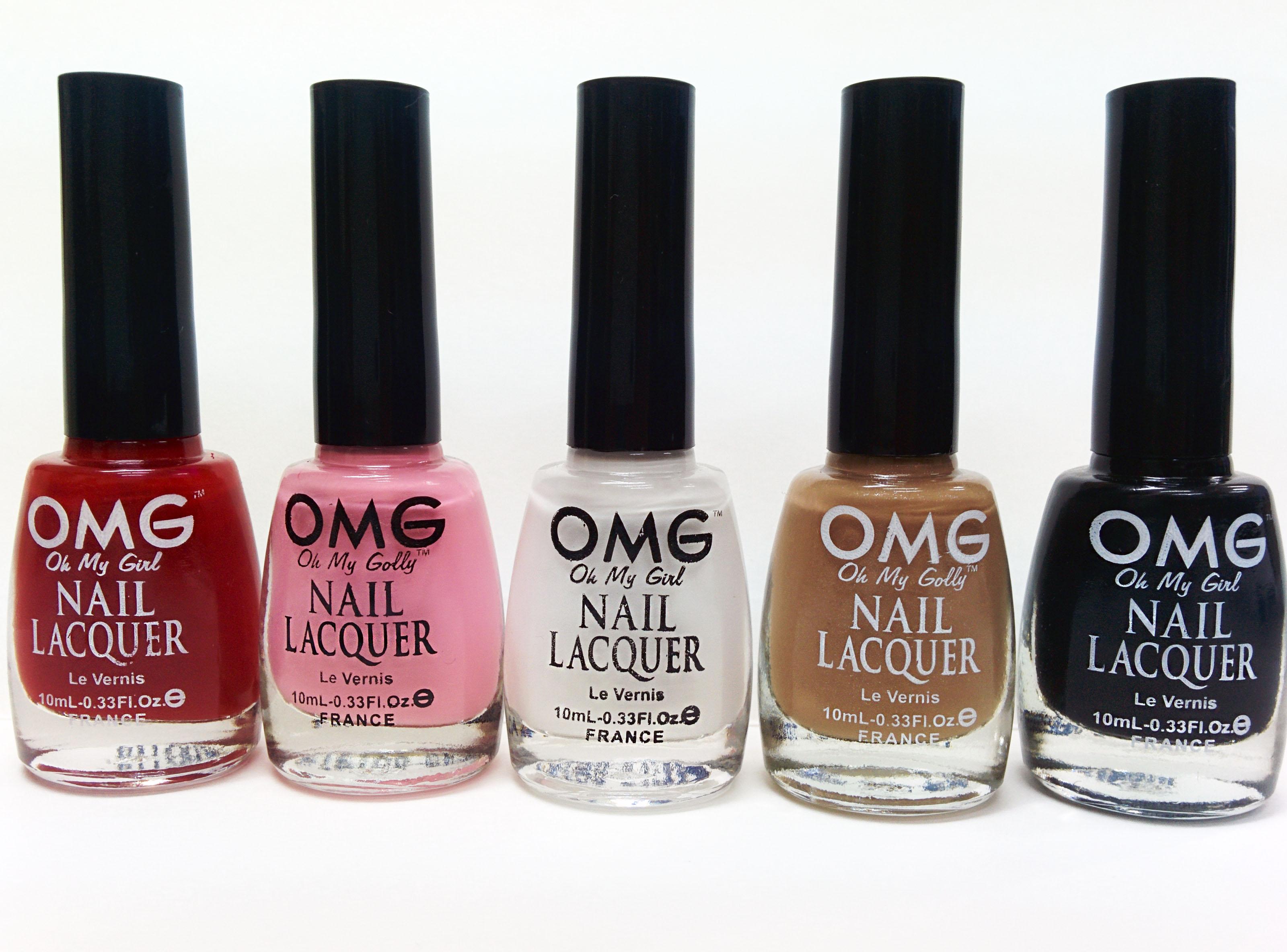 Top 5 Must-Have Nail Polish Colors