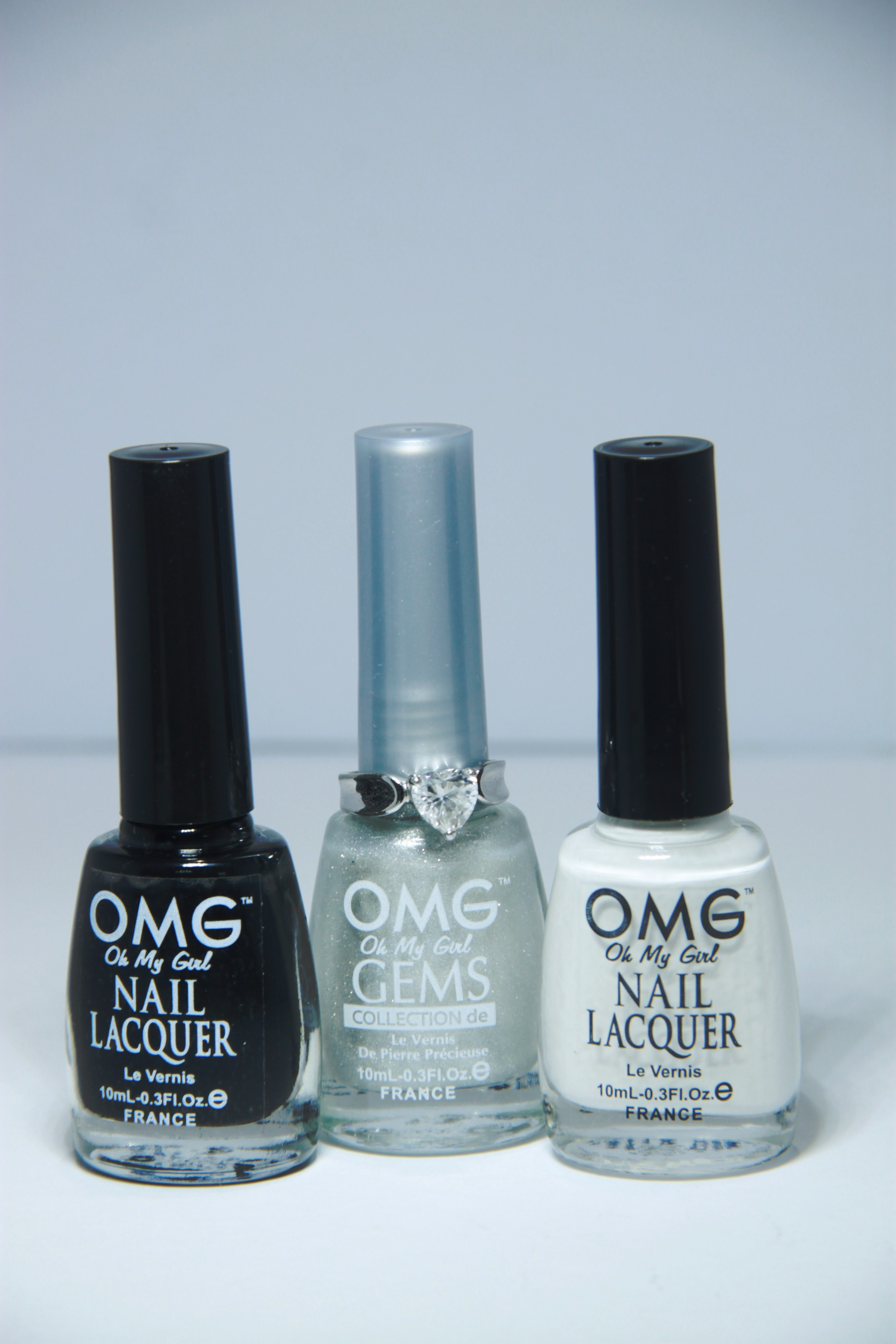 OMG NAILPOLISH OF THE MONTH: Shine Bright from head to toe with OMG ...