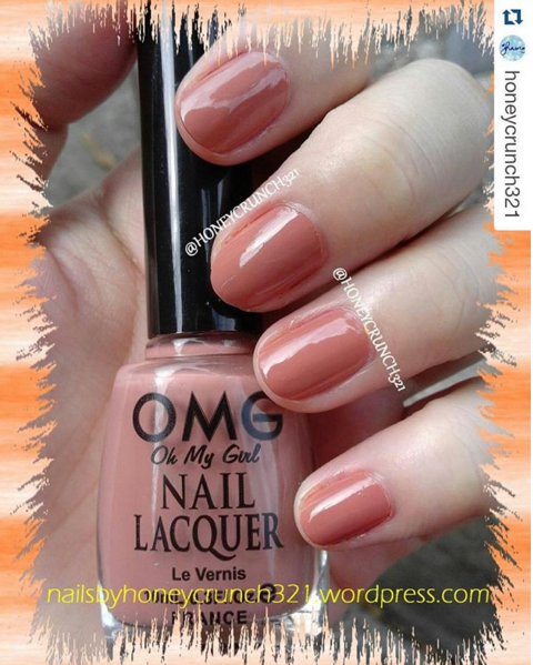 Find the perfect OMG nude polish for you!
