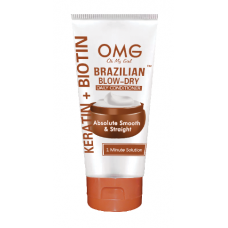 OMG Brazilian Daily Conditioner Keratin+Biotin 180ml